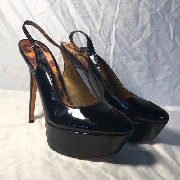 Sam Edelman Shoes   Patent Leather 55